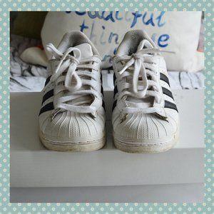 Adidas Superstar Sneakers White/Black